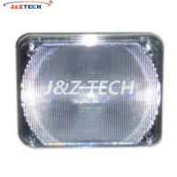 Ambulance 8.8×7.1× 3 inch LED perimeter surface mount light