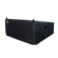 VERA36 double 10 inch three way Line Array Speaker