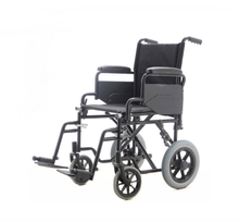 YJ-005G Steel transit wheelchair