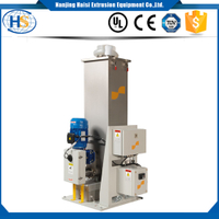 Loss-in-Weight Feeder for Twin Screw Extruder