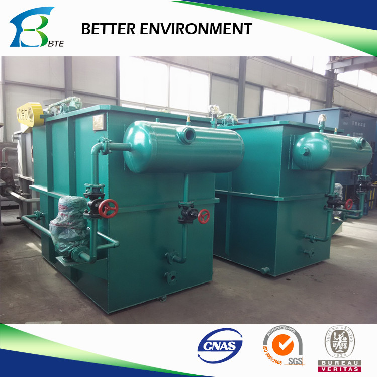 Dissolved Air Floatation Machine (DAF)