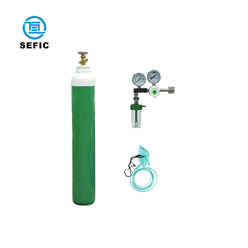 Hot Sale Industrial Medical Oxygen Cylinders