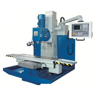 XK7140 Industrial Grade 3 Axis Cnc Milling Machine with Servo Motor