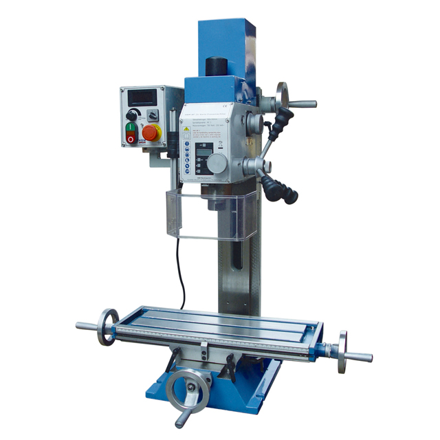 "ZAY7025V 27 9/16"" x 7 1/16"" Milling and Drilling Machine"