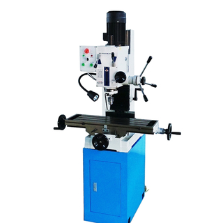 "ZAY7032FG 31 1/2"" X 9 1/2"" Gear-Head Milling Machine"