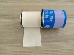 White flower of zinc Transparent surgical tape 5cmx5m
