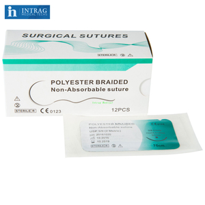 Polyester (Braided) Suture