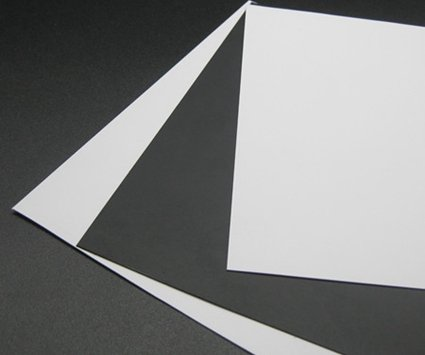 White PVC Rigid Sheet