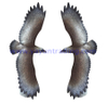 Hot Sale Trendy Novelty Souvenir Design Resin Animal Head Wall Decoration