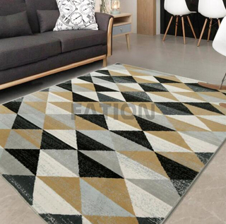 Machine Tufted Living Room Rug Polypropylene Floor Carpet