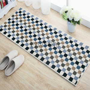 Home Furnishing kitchen bedroom mosaic anti-slip mat