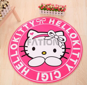 Hello Kitty Design Print Mat Children Play Mat