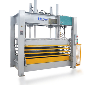 Security Steel Door Hot Press Machine