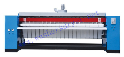 Tipo de gas Ironer industrial
