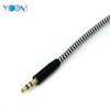 3.5mm Male To Male Stereo Audio Aux Cable - 4 Feet
