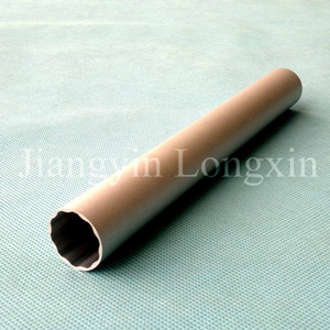 High Quality Anodized Aluminium Pipe