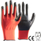 nitrile coated personalized safety glove