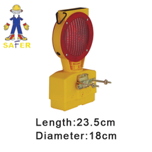 flashing light warning and barricade light supplier