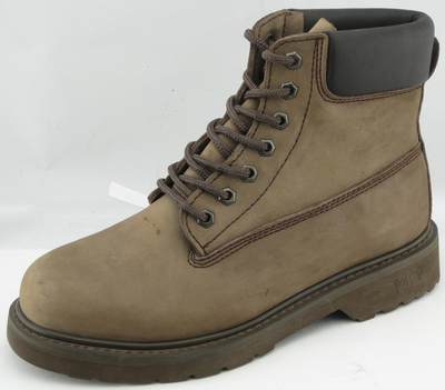 97109 Nubuck leather goodyear safety shoes