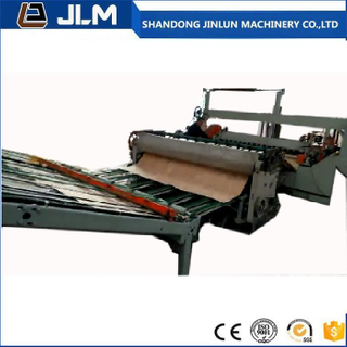 8 Feet Face Veneer Spindle Rotary Peeling Production Line with Stacker