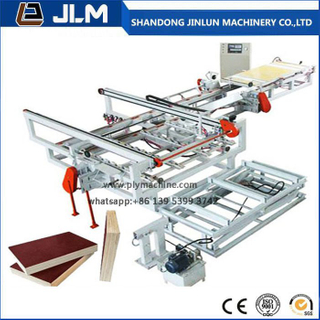 Precision Plywood Edge Cutting Saw Machine
