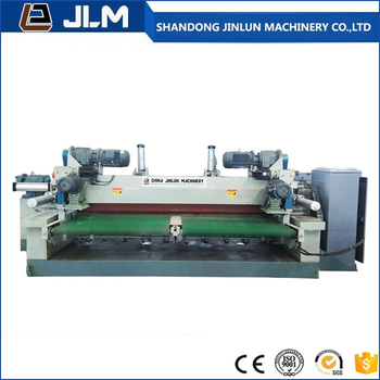 Plywood Machine / Spindle-less Veneer Peeling Machine