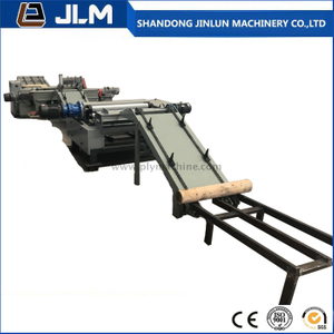 woodworking machine for plywood making