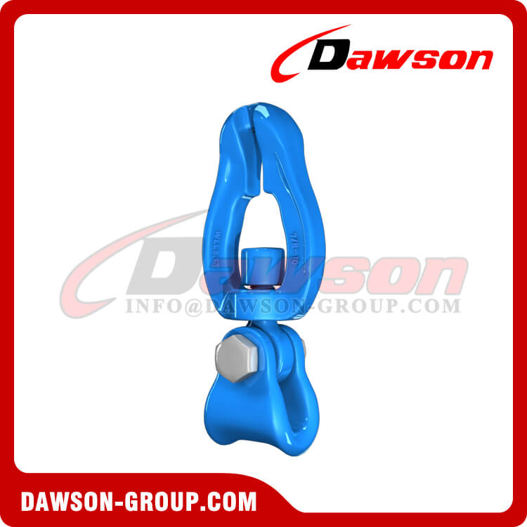 G100 Swivel Connectors for Forestry Logging, Grade 100 Swivel Chain Connector for lashing - Dawson Group Ltd. - China Manufacturer, Supplier