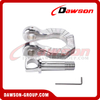 Stainless Steel 304 Towing Hook, SS304 Trailer Hooks