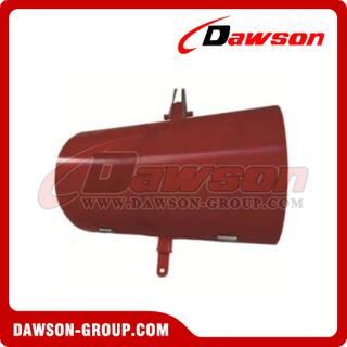 Cross Type Mooring Buoy / Steel Floating Mooring Buoy