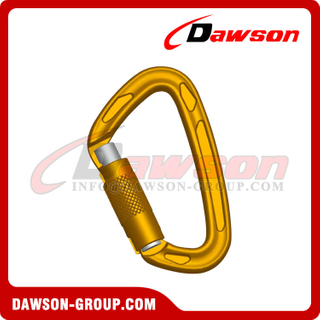DS7101TN Aluminum Alloy Carabiner Hook