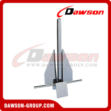 Stainless Steel Danforth Anchor for Yacht