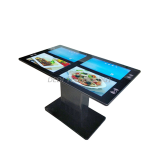 "Dedi Restaurant Game Conference Touch Screen Smart Table 21.5""*4"