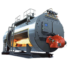 High Efficiency Horizontal Oil Fired Steam Boiler