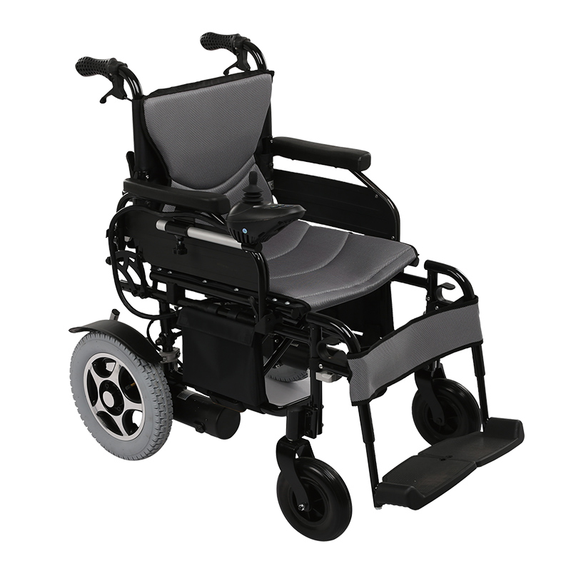 Lightweight Electric Folding Power Wheelchair For Adults From China