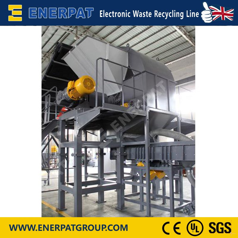 Household appliance waste Recycling Plant