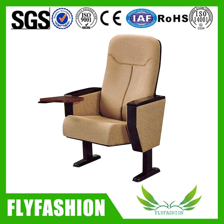fabric foldable cinema chairs Theater chair(OC-161a)