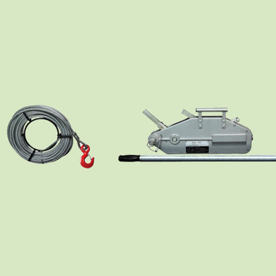 VIT TYPE WIRE ROPE WINCH