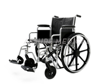 YJ-010 Heavy-Duty Wheelchair