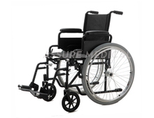 YJ-005L Steel manual wheelchair
