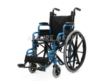 Multi-Funcational Wheelchair (YJ-013E) Child Wheelchair Steel Manual Wheelchair