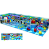 Ocean Theme Kids Small Indoor Playground Game with Ball Pit