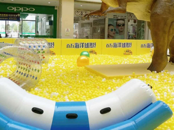 Ball Pit Theme Indoor Playground -Ningxia