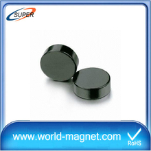 Strong power small neodymium disc magnet for speaker