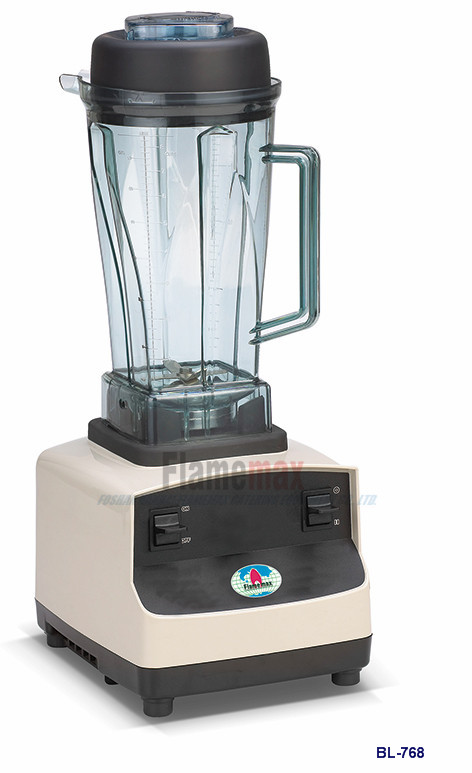 BL-768 Perfectly Widely-used Commercial Fruit Blender - Flamemax