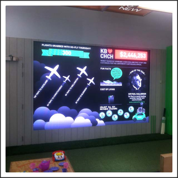 supplying led video wall