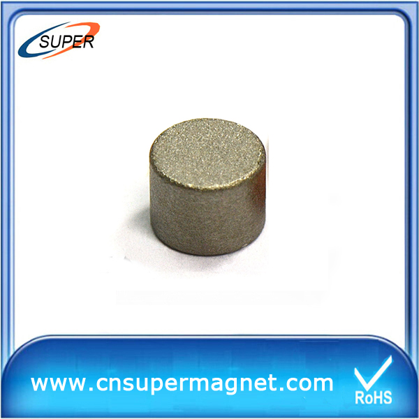 Hottest sale D6*8mm Sintered Smco Magnet
