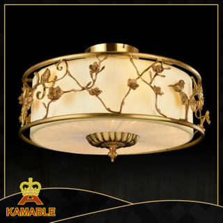 New style brass flower ceiling lamp ( TX-1800-5A)