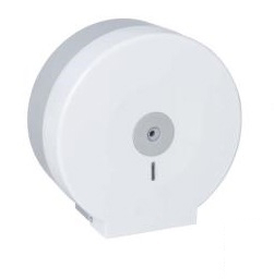 Single roll Jumbo Toilet Paper Dispenser with plastic KW-628
