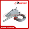 Wire Rope Pulling Hoist Aluminium Body